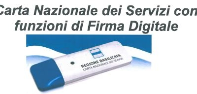 FIRMA DIGITALE (CNS) GRATUITA